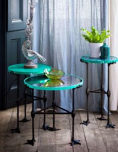 MATTHEW WILLIAMSON - green nesting - Table D'appoint