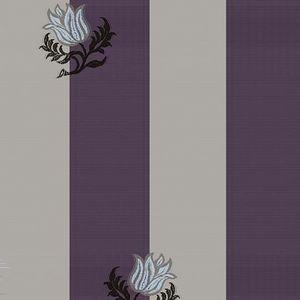 Gainsborough - taupe purple - Tissu D'ameublement