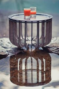 Ibride - medusa - Table Basse De Jardin