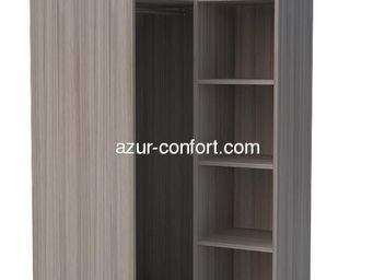 Azur Confort - angle - Armoire Dressing