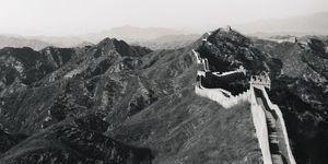 Nouvelles Images - affiche grande muraille de chine - Affiche
