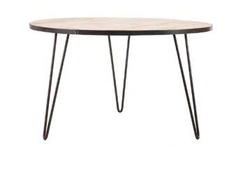 Miliboo -  - Table De Repas Ronde
