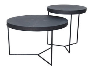 WR-inspired - pacem circum - Table Basse Ronde