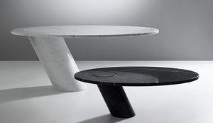 AGAPECASA -  - Table Basse Ovale