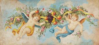 Mariani -  - Fresque