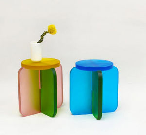 Tina Frey Designs - puzzle table - Bout De Canapé
