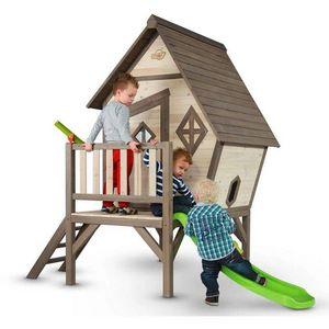 Sunny wood - toboggan 1418064 - Toboggan