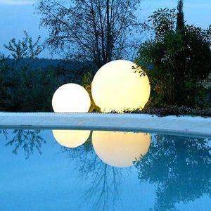 SLIDE -  - Lampe De Jardin