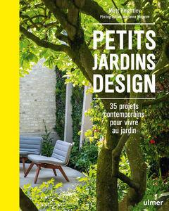 Editions ULMER - petits jardins design - Livre De Jardin