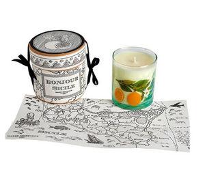 MARIN MONTAGUT - bonjour sicile - Bougie Parfumée