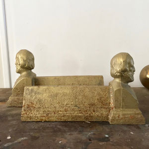 brocante and co -  - Chenets
