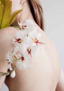 EMILIE MOUTARD-MARTIN - phalaenopsis - Sculpture Végétale