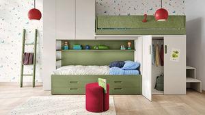 HAPPY HOURS - chambre junior - Lits Superposés