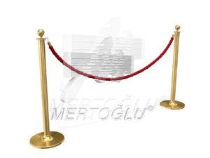 Barrière de cérémonie