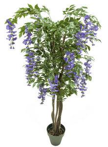CONCORAL - wisteria lila - Arbre Artificiel