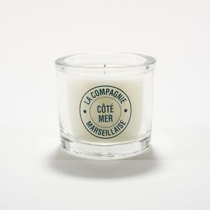 LA COMPAGNIE MARSEILLAISE - côté mer - Bougie Parfumée