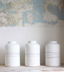 EPURE - horizontales - Vase Décoratif