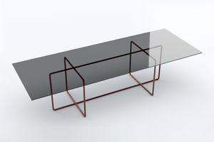 spHaus - 002.09 xp - Table De Repas Rectangulaire