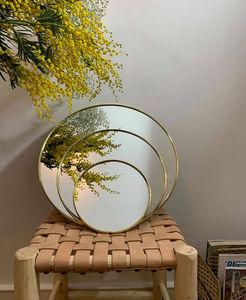 MAISON RATTANE - grande taille kassita - Miroir