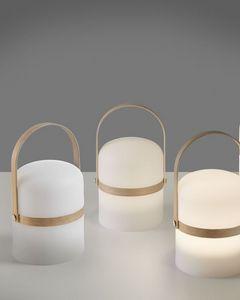 Show Room Déco -  - Lampe De Jardin À Led