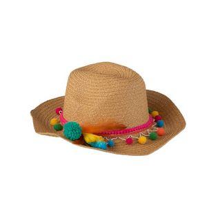 DECO PRIVE - chapeau pompon - Chapeau