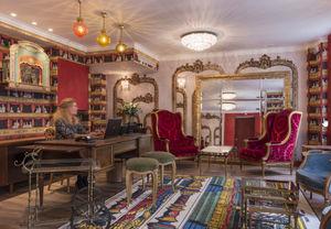 exquise / esquisse - hôtel sacha paris ix - Autres Réalisations Bars & Hôtels