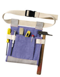 Rostaing - pochette-outils femme - Ceinture � Outils