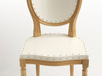 Made - luis luis - Chaise M�daillon