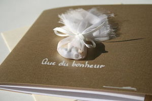 Siga Art Creation -  - Faire Part De Naissance