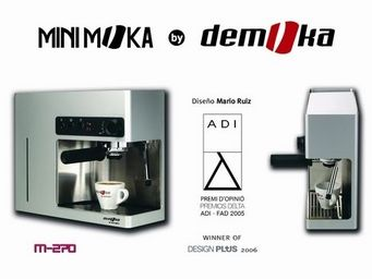 DEMOKA - m-270 - Machine Expresso