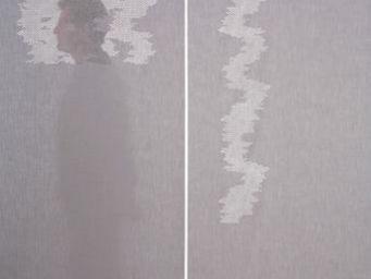 Lily Latifi - nuage de traits - Cloison Japonaise