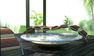 ANSWERDESIGN - ondine t3 - Table Basse Forme Originale
