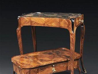 Galerie Wanecq -  - Table De Lit