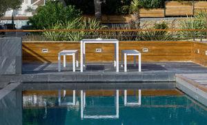 CALMA -  - Table De Jardin
