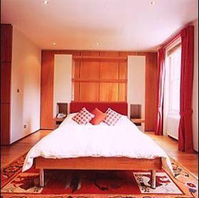 John Russell Architectural -  - Architecture D'interieur Chambre À Coucher