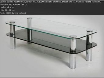L.A. STUDIO -  - Table Basse Ovale