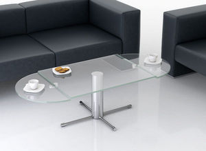 swanky design - nypan extending coffee table - Table À Rallonge