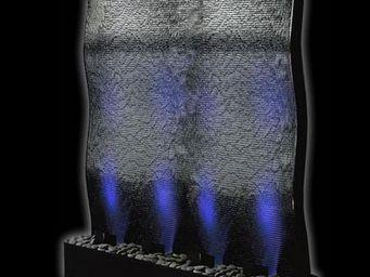 SDECO INTERIORS - big acrylic waves panel - Mur D'eau