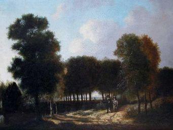 Bauermeister Antiquités - Expertise - tableau - Paysage