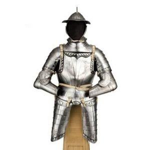 Peter Finer - a good german light field armour, brunswick, circa - Armure