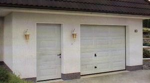Architectal -  - Porte De Garage Basculante