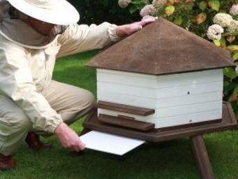 Wildlife world - homebee honey hive - wbc frame version - Ruche