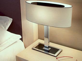Bover - mei oval-t - Lampe De Chevet