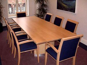 Sf Furniture -  - Table De Conférence