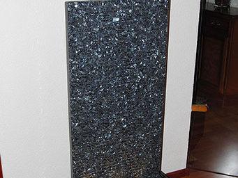 Revisage - wasserwand vienne blue pearl 3 - Mur D'eau