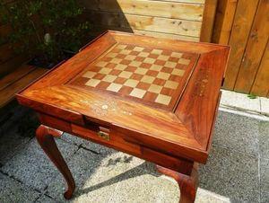 La Timonerie Antiquités marine -  - Table De Jeux