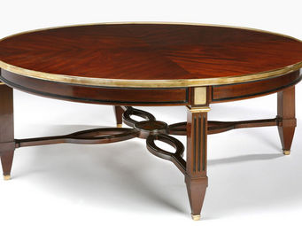 Taillardat - victor ronde - Table Basse Ronde