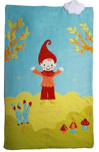 Katherine Roumanoff - couvre lit petit lutin - Edredon Enfant