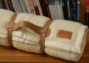 MIDIPY - plaid haute laine - Plaid