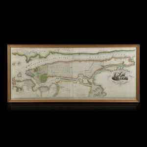 Expertissim - david h. burr, city and county of new-york - Carte Géographique